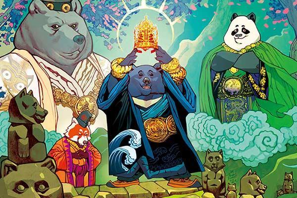 Familienspiel Wangdo - Ausschnitt - Foto von Spielefaible