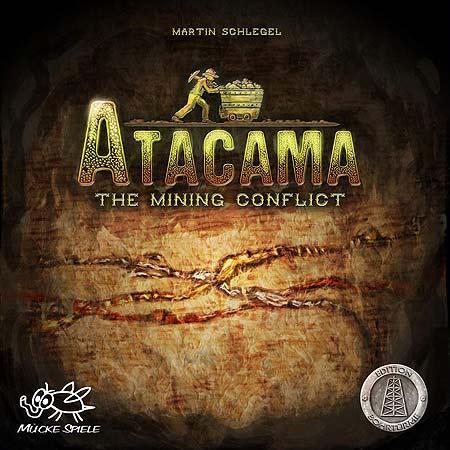 Strategiespiel Atacama - Foto von Mücke Spiele