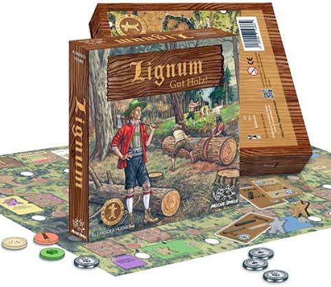 Lignum - Foto von Mücke Spiele