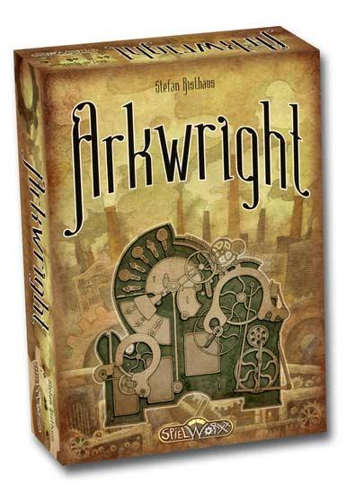 Spieleschachtel von Arkwright - Foto von Spielworxx