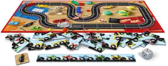 Kinderspiel: Carrera Flizz & Mietz - Foto Stadlbauer