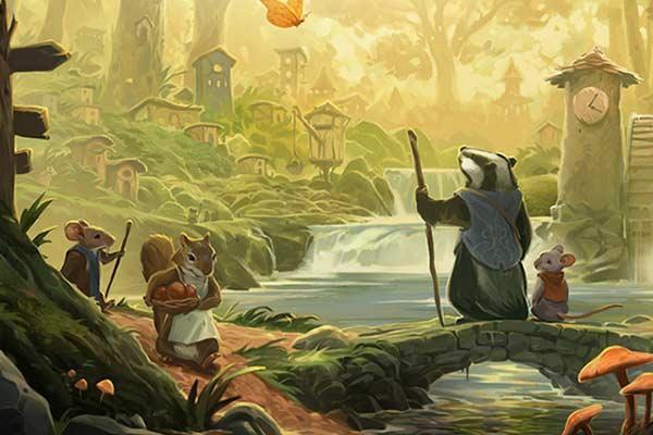 Everdell - Ausschnitt - Foto von Starling Games