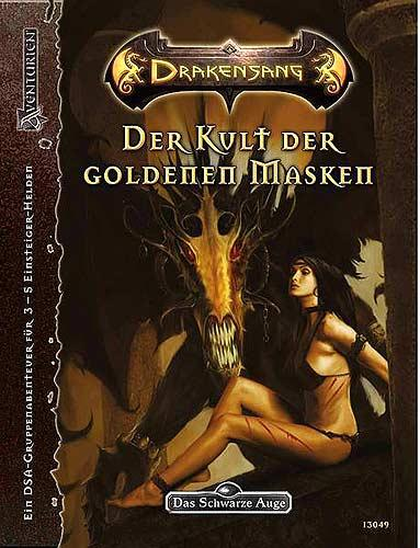 Das Schwarze Auge: Drakensang - Der Kult der Goldenen Masken
