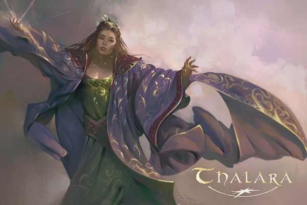 Thalara - Ausschnitt - Foto von Wrede Spiele