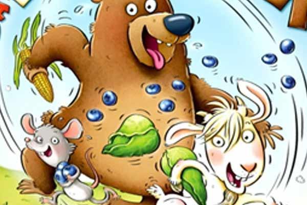 Da bockt der Bär - Ausschnitt - Foto von Zoch Verlag