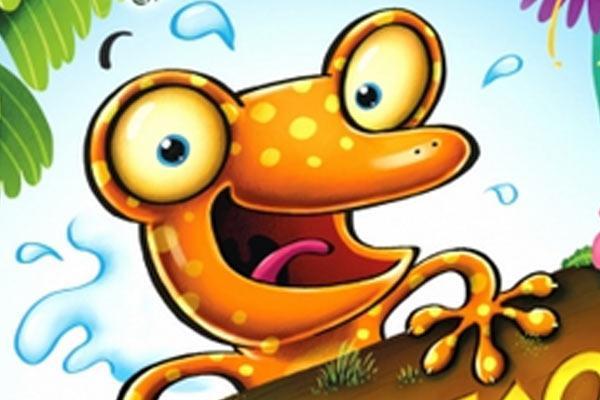 Go Gecko Go - Ausschnitt - Foto von Zoch