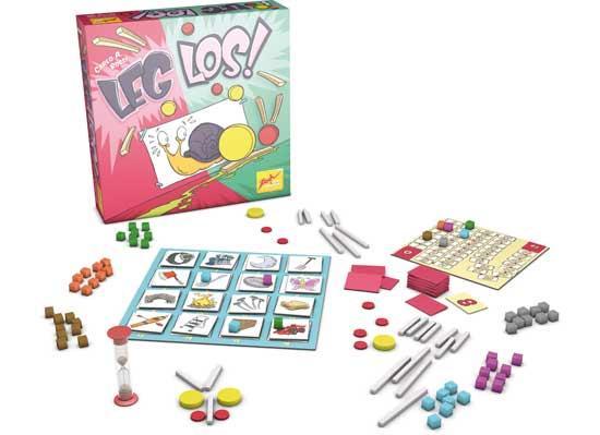 Spiel: Leg los - Foto von Zoch Verlag