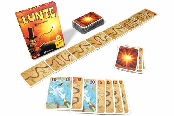 Lunte - Kartenspiel - Foto von Zoch Verlag