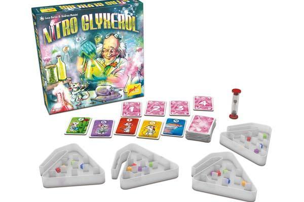 Geschicklichkeitsspiel Nitro Glyxerol - Foto von Zoch Verlag