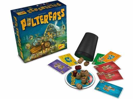 Polterfass - Familienspiel von Zoch - Foto Zoch Verlag