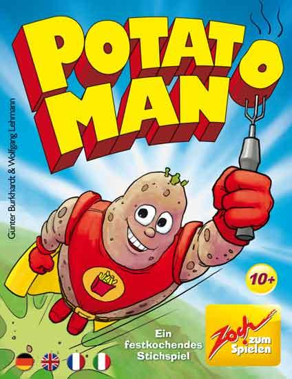 Stichspiel Potato Man - Foto von Zoch Verlag