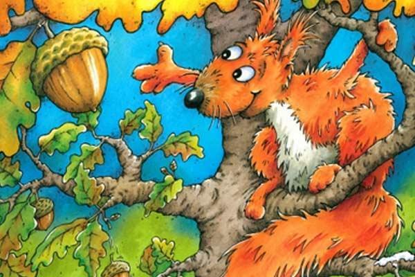 Purzelbaum - Ausschnitt - Foto von Zoch Verlag