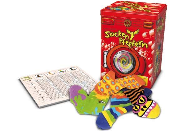 Socken pfeffern - Foto von Zoch Verlag