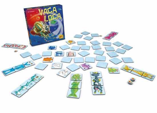Kinderspiel Vaca Loca - Foto von Zoch Verlag