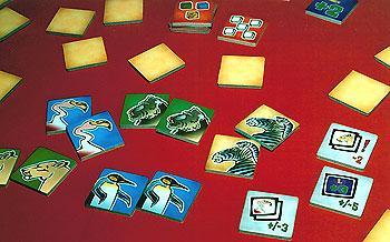 Affenraffen von Reich der Spiele