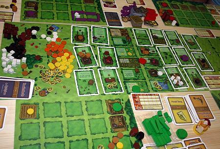 Agricola von Reich der Spiele