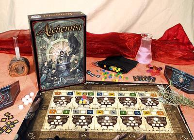 Alchemist von Amigo Spiele