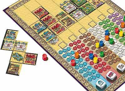 Alhambra - Das Würfelspiel von Queen Games