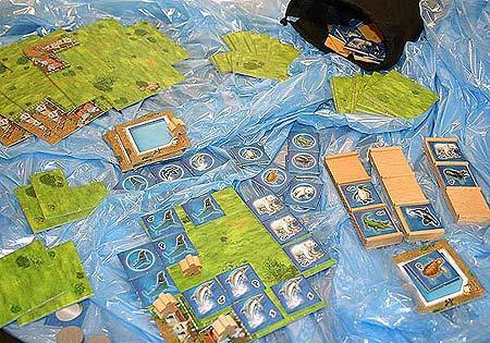 Aquaretto von Reich der Spiele