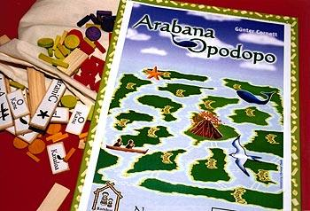 Arabana Opodopo von Reich der Spiele