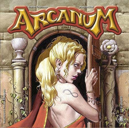 Arcanum von Heidelberger Spieleverlag