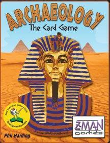 Archaeology von Z-Man Games