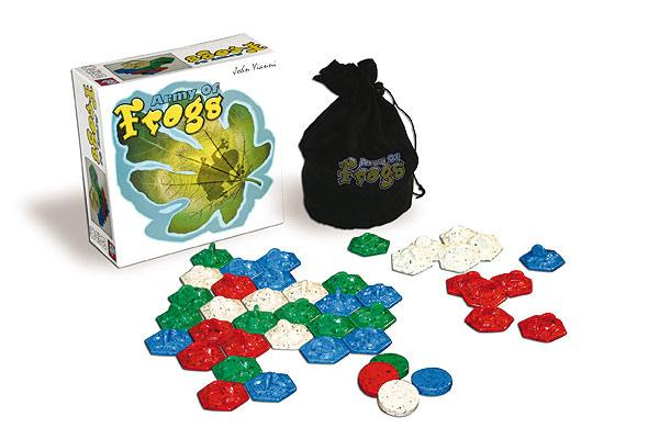 Army Of Frogs von Huch and friends