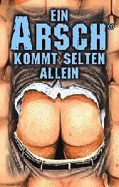 Ein Arsch kommt selten allein von Heidelberger Spieleverlag