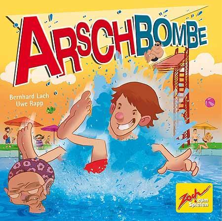 Arschbombe von Zoch Verlag