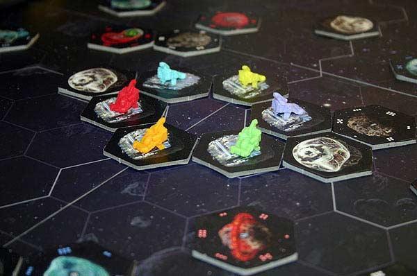 Asteroyds von Reich der Spiele
