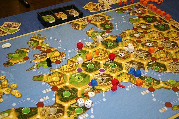 Die Siedler von Catan - Aufbruch der Händler von Reich der Spiele
