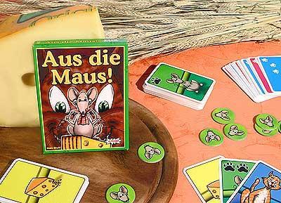 Aus die Maus von Amigo Spiele