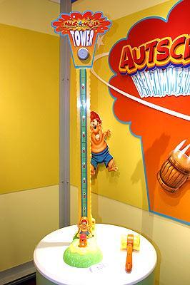 Autsch - Der Hammerturm von Reich der Spiele