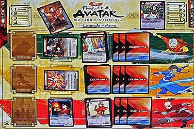 Avatar: Herr der Elemente von Anita Borchers