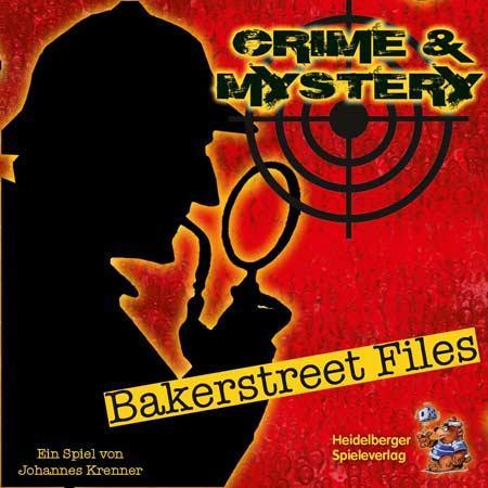 Bakerstreet Files von Heidelberger Spieleverlag