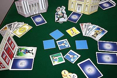 Banküberfall von Reich der Spiele