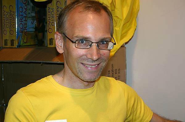 Bernd Eisenstein von Reich der Spiele