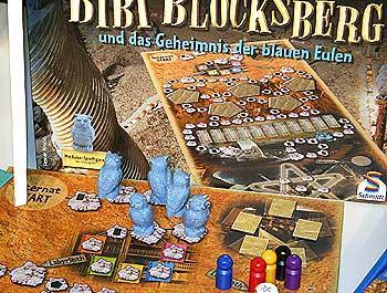 Bibi Blocksberg und das Geheimnis der blauen Eulen von Reich der Spiele