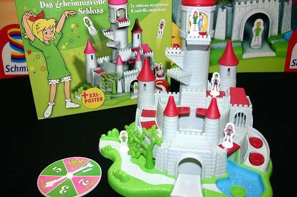 Bibi Blocksberg und das geheimnisvolle Schloss von Reich der Spiele
