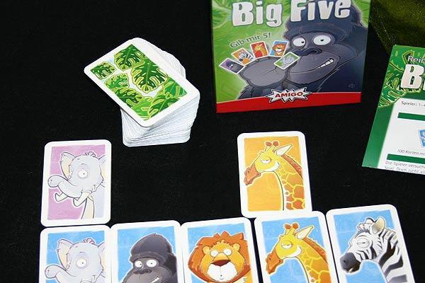 Big Five von Amigo Spiele