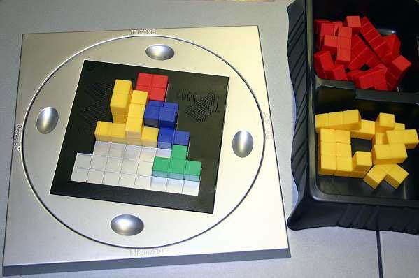 Blokus 3D von Reich der Spiele
