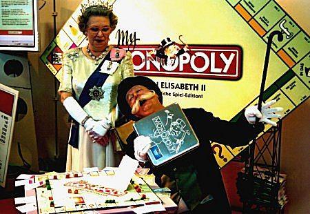 Monopoly-Vorstellung von Reich der Spiele