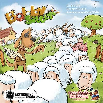 Bobby Sitter von Heidelberger Spieleverlag