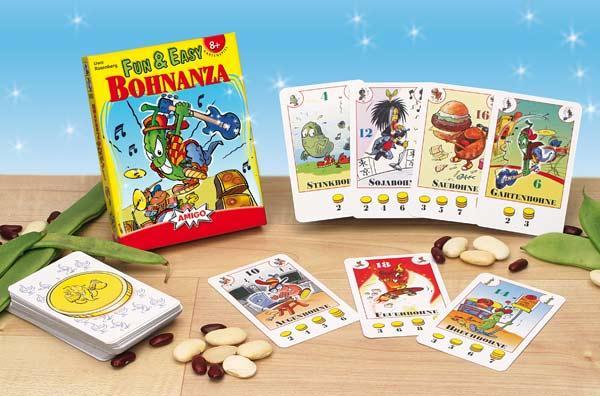 Bohnanza - Fun & Easy von Amigo Spiele
