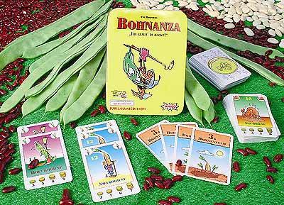 Bohnanza Jubiläumsausgabe von Amigo Spiele
