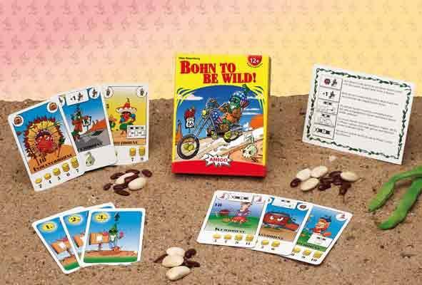 Bohn To Be Wild von Amigo Spiele