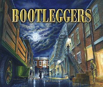Bootleggers von Eagle Games
