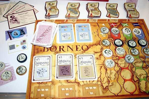 Borneo von Reich der Spiele