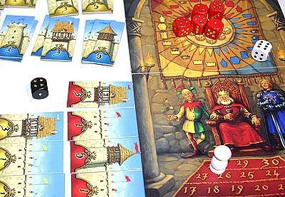 Burgenland von Reich der Spiele