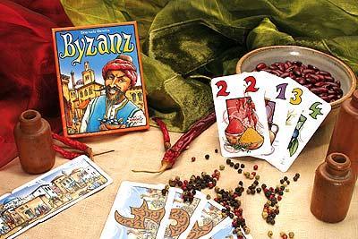 Byzanz von Amigo Spiele